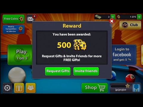 hack 8 ball pool miniclip facebook