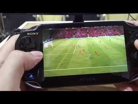 FIFA 17 On PS Vita