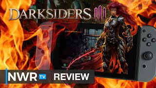 Darksiders 3 (Switch) Review - Can the Switch version deliver? (Video Game Video Review)