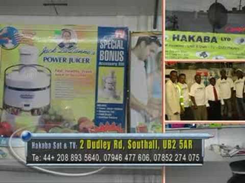 Somalia Raad TV Universal TV HAKABASAT