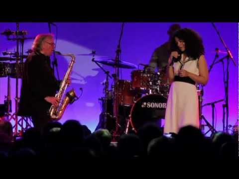 Klaus Doldinger's Passport feat. Joy Denalane @ Jazzfest Gronau 2012