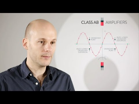 Class B and Class AB Amplification
