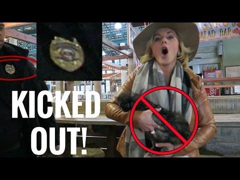 WE GOT KICKED OUT OF THE NASHVILLE FARMER'S MARKET! - Adley Stump Vlog 6