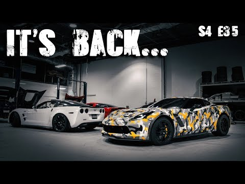 StreetSpeed717's Z06 is back... | RPM S4 E35
