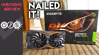 Gigabyte GTX 1050 Ti G1 Gaming Review - Upping Their Game