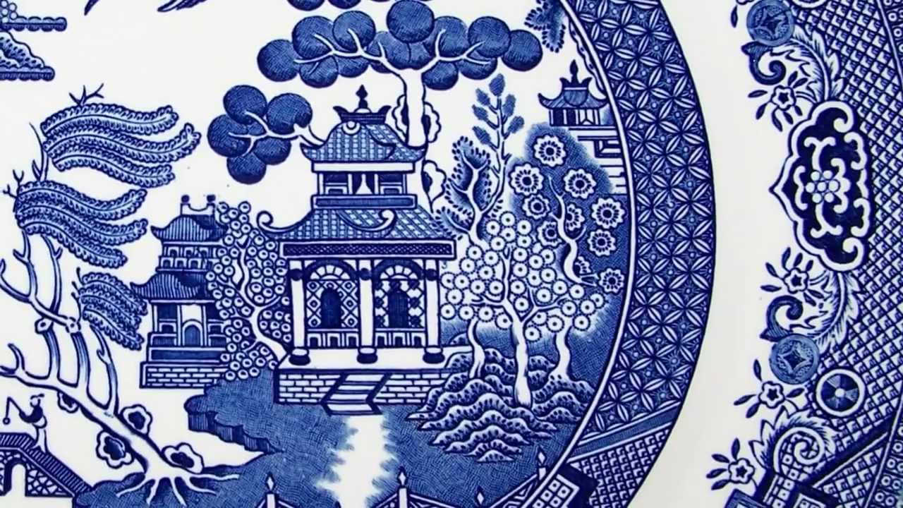 Tony Mitton's Willow Pattern - YouTube