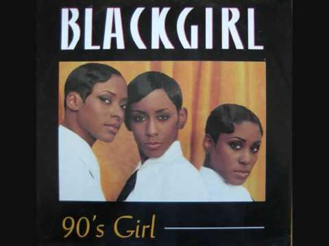 BLACKGIRL - 90's girl (encore extended alternative remix)
