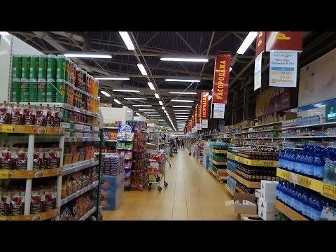 Супермаркет СЕЗОН Санкт-Петербург Россия | Arina Belaja