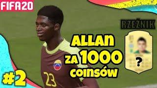 ELITA 2 + mój SKŁAD za 300k! - FIFA 20 Ultimate Team [#2]
