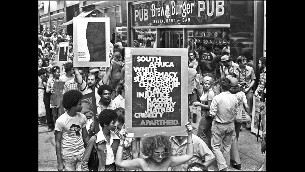 an essay on the apartheid in south africa What life was like in south africa during apartheid michelle faul racist south africa had taken her money to fill the car and apartheid was the law of the.