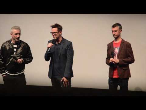 TIFF 2016 The Belko Experiment Intro and Q&A