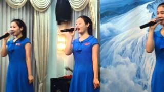 北朝鮮美女餐廳....真是多才多藝  ( HD畫質720P ) 01