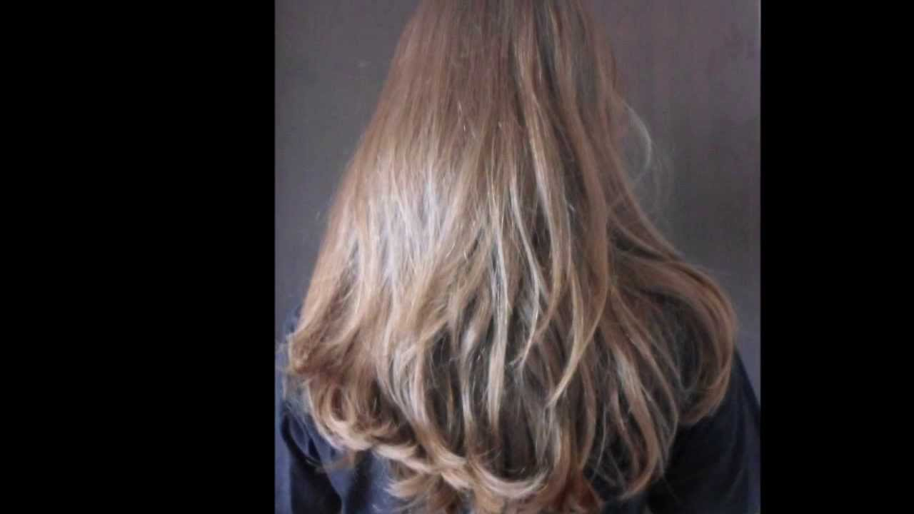 avoir de beau cheveux avec le henn cest possible youtube - Coloration Henn Blond