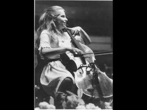 Jacqueline du Pré Haydn Cello Concerto C major Allegro Molto
