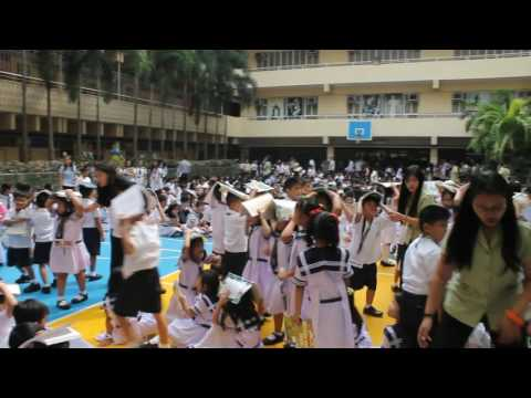 Dominican School Manila School Year 2016-2017 Earthquake Drill