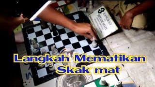 Part#2 KUIS CATUR 3 LANGKAH SKAK MAT ANAK MEDAN VS Master Catur Jakarta