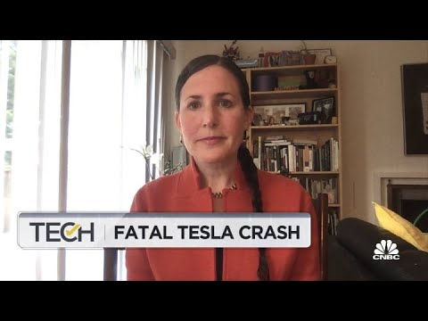 Download Fatal Tesla crash in Texas believed to be driverless