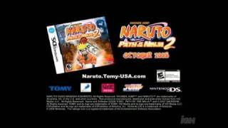 Naruto: Path of the Ninja 2 Nintendo DS Trailer - Evil Fight