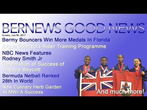 "Bernews ""Good News"" Sunday Spotlight, July 9, 2017"