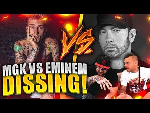 MACHINE GUN KELLY -  RAP DEVIL (Eminem Diss) | RAP REACTION