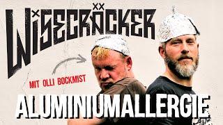 """Wisecräcker """"Aluminiumallergie"""" feat. Olli Bockmist"""