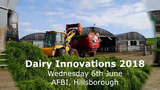 Zero grazing at Dairy Innovations 2018