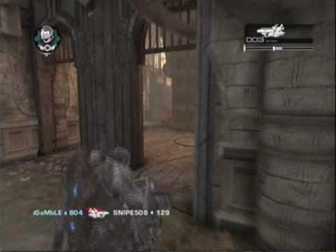 iGaMbLE x 804s first GoW2 MONTAGE! :D