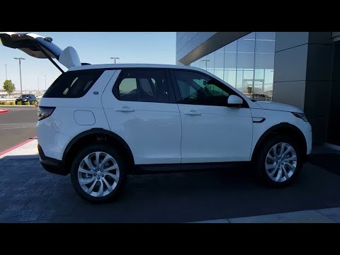 2020 Land Rover Discovery Sport Las Vegas, Henderson, North Las Vegas, Nevada, San Bernardino County