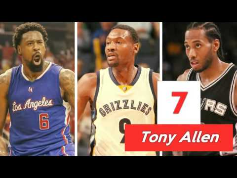NBA Top 10 Defensive Players of 2014   2015