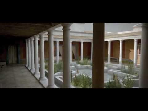 Villa Ambulacro Romano Reconstraction
