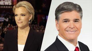 CatFight: Megyn Kelly Vs. Sean Hannity