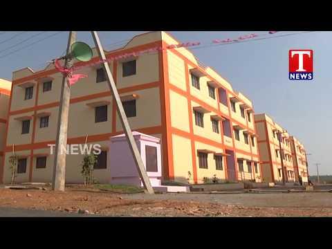 Special Report on Double Bedroom Houses Scheme   CM KCR   Telangana   TNews live Telugu