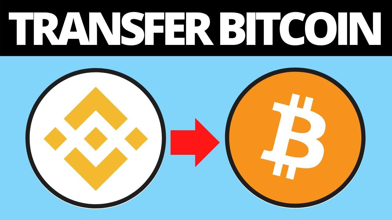 So ubertragen Sie Bitcoin aus Binanz in ein anderes Binanzkonto