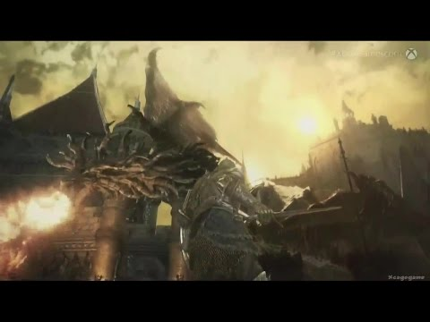 Dark Souls 3 - Gamescom 2015 Gameplay Trailer