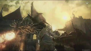 Dark Souls 3 - Gamescom 2015 Gameplay Trailer [ HD ]