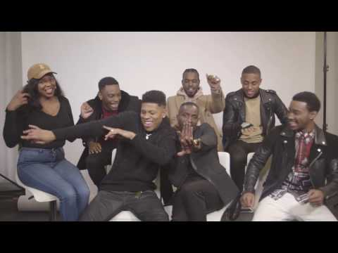 'The New Edition Story' Cast Opens Up About New Edition Bootcamp (Full Interview)