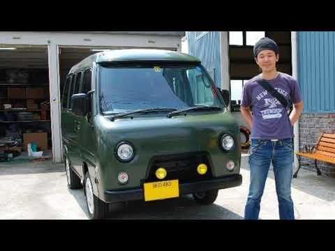 В Японии массово превращают свои авто в УАЗы