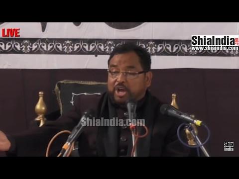 11 Jamdi-Ul-Awwal Majlis (01) From Aza Khana-e-Zehra 1438-2017