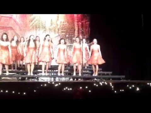 New Prairie High School Christmas Concert 2015