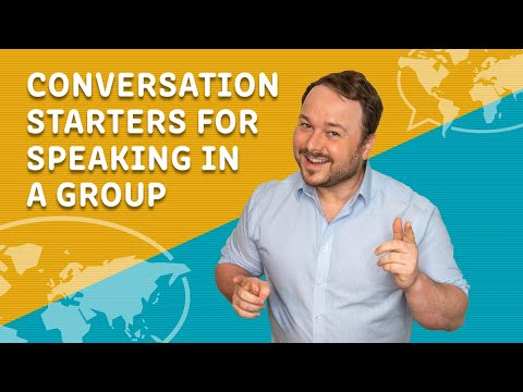 How to Have Great Group Conversations