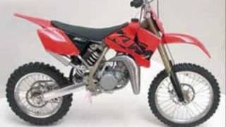 Tribute to all the 80-85cc Motocross Bikes from 2000-2009