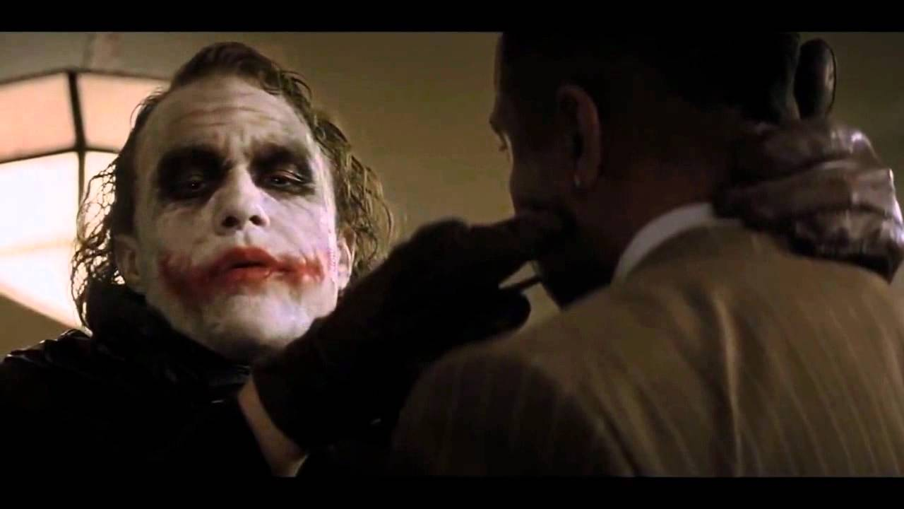 The Joker - Why So Serious? - YouTube