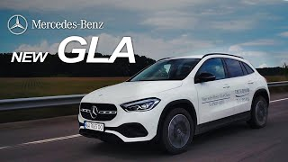 NEW GLA 250 4Matic (2020) | Mercedes-Benz: подробно о важном