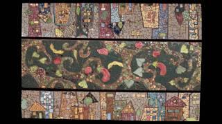 atelier nayan - 20091123 - mosaïque collective à l