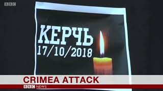 2018 October 18 BBC One minute World News