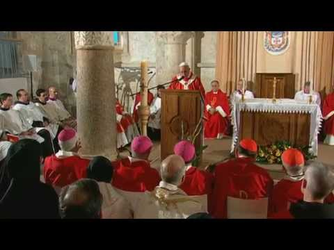 Pope Francis visit to Israel - Live Streaming - Day 2