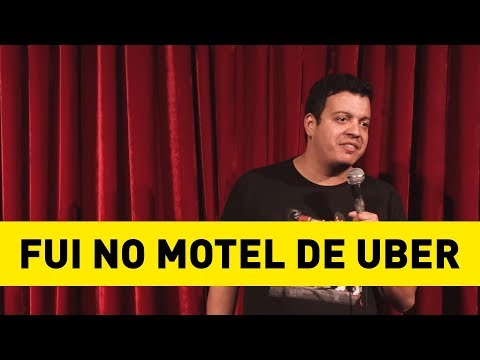 RODRIGO MARQUES - FUI NO MOTEL DE UBER - STAND UP COMEDY
