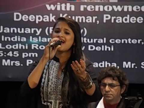 LAG JA GALE | LEENA DAS | INDIA ISLAMIC CULTURAL CENTRE
