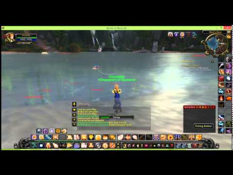 WOW Daily Fishing Quest: The Ghostfish