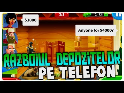 Storage Wars pe Telefon | Bid Wars | Mobile Gamer